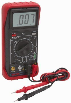 Cen-Tech Limited time sale 11 Function Digital Multimeter Continuity Mail order cheap with Audible