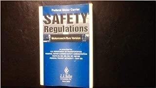 Federal Motor Carrier Safety Regulations Pocketbook: Motor Coach/Bus Version: Motorcoach/Bus Version (19ORS)
