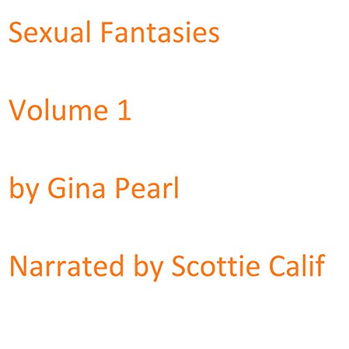 Sexual Fantasies: Volume 1 audiobook cover art