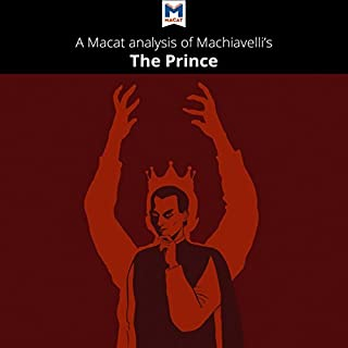 A Macat Analysis of Niccolò Machiavelli's The Prince cover art