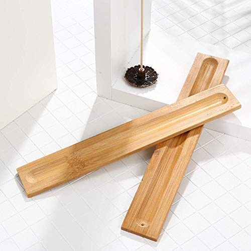 Buy Discount Burner incense burner Incense Burner Creative Bamboo Wood Aroma Wood Bracket Incense Bu...