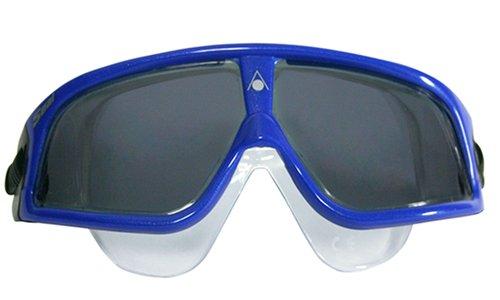 Aqua Sphere Seal Swim Mask (Tinted Lens/Metallic Blue)