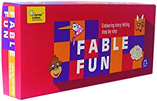 Fable Fun- Clever Cubes/ educational/ teaching aids/ logical thinking/ story sequencing/ gifting ideas
