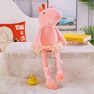Korean World New Creative Ballet Elephant Pig Duck Plush Toys Stuffed Animal Soft Plush Doll Toy Children Girls Birthday Gift Must Have Gifts 4 Year Old Boy Gifts Girls Favourite Characters