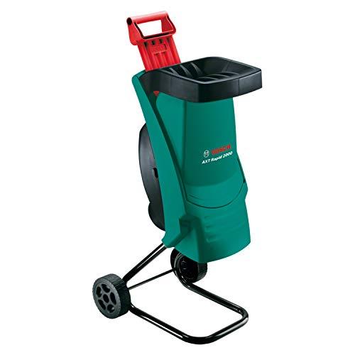 Bosch Home and Garden 0600853600 Biotrituratore Elettrico, 2200 W