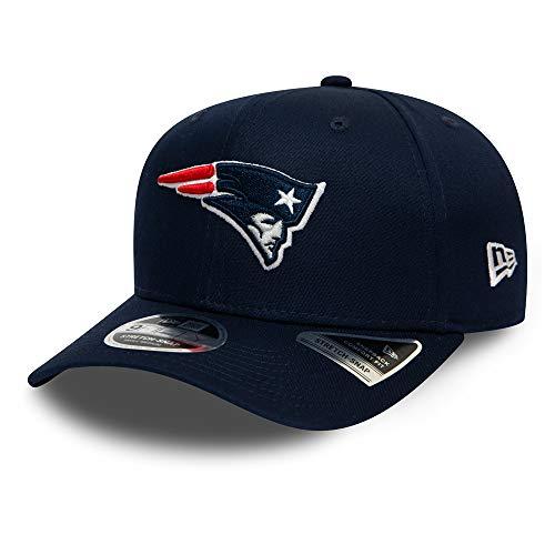 New Era New England Patriots NFL Team Stretch 9fifty Stretch Snapback Cap M - L