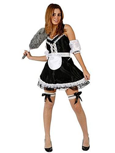 DISBACANAL Disfraz limpiadora Sexy Mujer - M-L