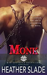 Monk (K19 Security Solutions Book 7)