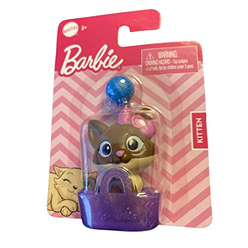Barbie Pets with Tote Bag - (Kitten)