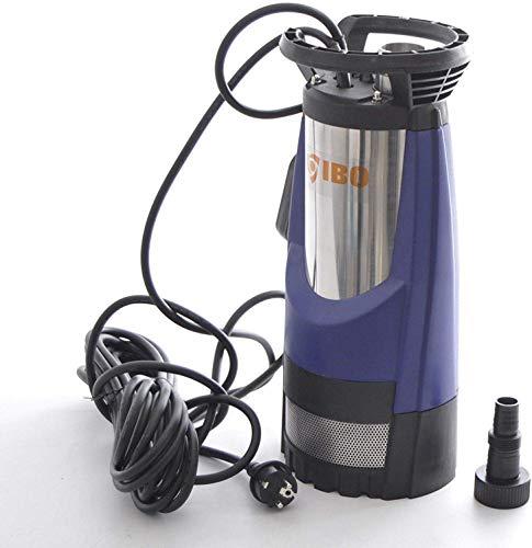 DAMBAT / IBO Tauchpumpe Tauchdruckpumpe 4,4 bar 1200W 6300l/h Regenwasser Wasserpumpe
