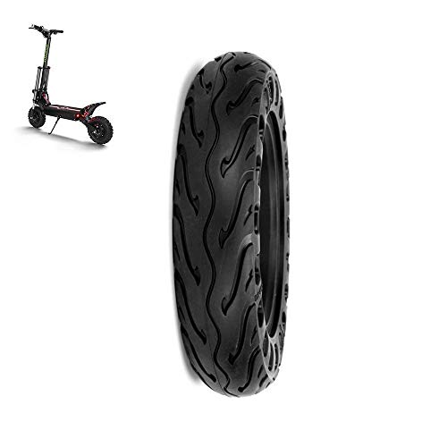 Electric Scooter Tires, 10X2.125 Hollow Honeycomb Shock-Absorbing Tires, Wear-Resistant, Non-Slip and Puncture-Resistant 10-Inch Scooter,Electric Scooter Tire Accessories