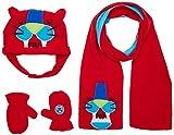 Tuc Tuc Set de bufanda, gorro y guantes para niño