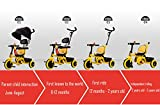 Zoom IMG-1 ljydmmhh triciclo passeggino smart trike