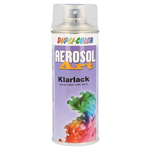 DUPLI-COLOR 744037 AEROSOL ART CLEAR COAT glänzend 400 ml, transparent
