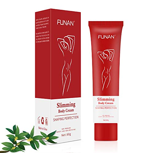 Slimming Cream Slimming Cream fat Burner for the Tummy Safe Formula Made From Natural Ingredients Can be Used on the Waist Thighs Arms