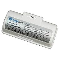 Trade-Shop high performance Li-Ion Battery 3.6 V, 3000 mAh, 11 Wh for iRobot Braava Jet 240 to 44460...
