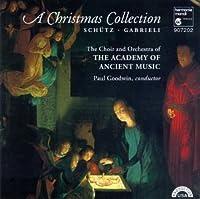 Schutz;Works for Christmas