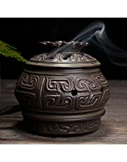 QAA aroma diffuser, keramische elektronische sandelhoutkachel, geschikt voor gebruik binnenshuis, verschillende soorten kleuren naar keuze.