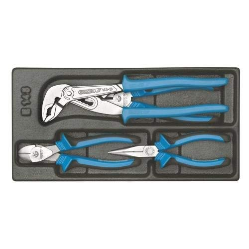 Gedore 1500 E-145 L - Módulo de herramienta vacío