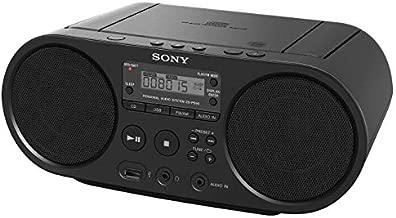 Portable Sony CD Player Boombox Digital Tuner AM/FM Radio Mega Bass Reflex Stereo Sound System