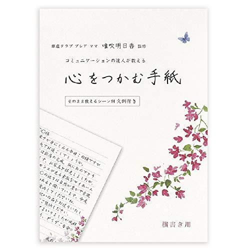 学研ステイフル 便箋 心をつかむレター 横書き BD05002