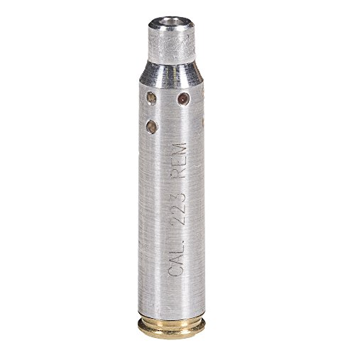 P2M in-Chamber Laser Boresight for .223 Rem with Red Laser