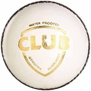 SG Club Cricket Season Ball, White