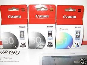 Cl51/pg50/pg50 Canon