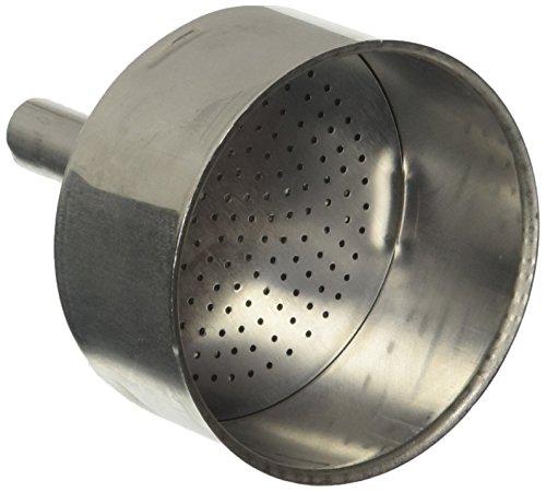 Bialetti Trichter, Aluminium, Edelstahl, 8 cm