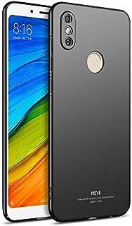 Back case for Xiaomi Redmi Note 5 / Note 5 Pro Hard matte Tpu Cover,Black