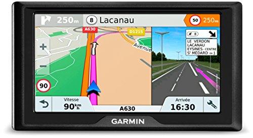Garmin Drive 61 Full EU LMT-S - Navegador GPS con mapas de por vida y tráfico vía móvil (pantalla de 6 , mapa Europa completo)