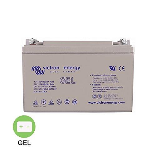 Batterie gel étanche (vrla) 12v/110ah - victron energy