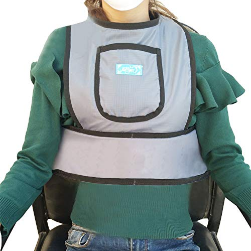 Wolong Patiënt Constraint Jas Rolstoel Accessoire Cross Borst Vest Restraint Riem Voorkomen Ouderen Voorwaarts Glijden