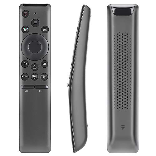 Gvirtue Universal Remote Control BN59-01312A BN59-01312G BN59-01312M BN59-01259B Fit for Samsung LCD LED UHD QLED Smart TV with Netflix Prime Video Shortcut Keys (No Voice Function)