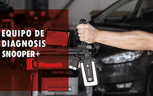 Equipo de Diagnosis SNOOPER+ wurth Wow 5.00.25 multimarca