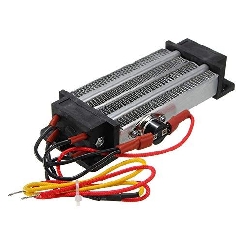 QINGRUI Zubehörwerkzeuge AC 220V 500W Elektro-Keramik-Thermostat-PTC-Heizelement Heizung Oberflächenisolations Temperiergeräte Luftheizung Stabile Leistung