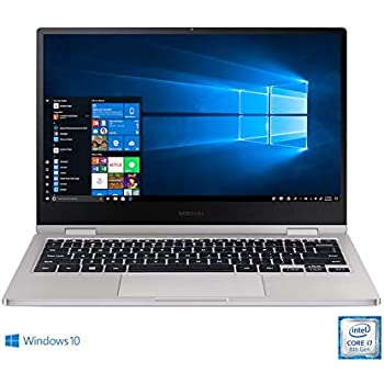 "Samsung Notebook 9 Pro 2-in-1 13.3"" Touch Screen Intel Core i7 Titan Platinum (NP930MBE-K01US)"