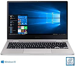 """Samsung Notebook 9 Pro 2-in-1 13.3"""" Touch Screen Intel Core i7 Titan Platinum (NP930MBE-K01US)"""