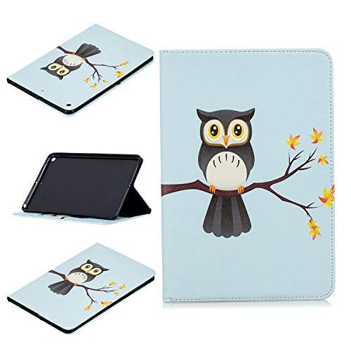 iPad Mini 5 Case,iPad Mini 4 Case,UZER Painted Pattern Shockproof [Kickstand Feature] Premium PU Leather Flip Wallet Case with Cash/Card Slots and Magnetic Clasp Case for iPad Mini 5/ iPad Mini 4 7.9'