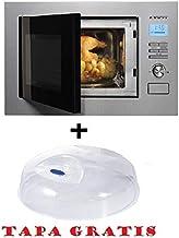 Microondas Encastrable Jocel JME011466, 25 L, 900 W, Inox + tapa para micro gratis