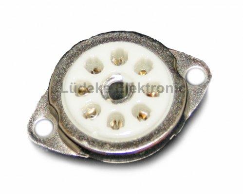 Röhrensockel 8-Pin Rimlock