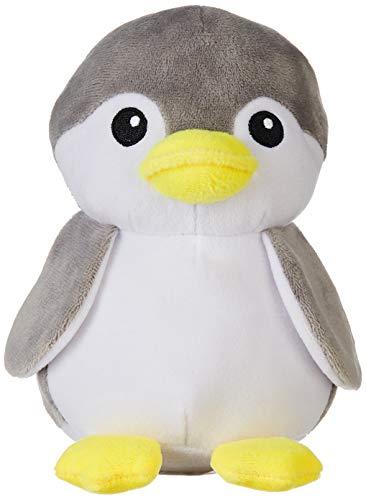Amazon Brand - Jam & Honey Penguin Open Eyes Ash, 19 cm