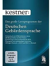 Das große Lernprogramm der Deutschen Gebärdensprache (PC+Mac)