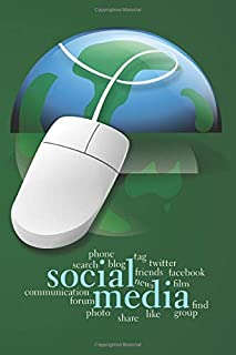 Social Media Phone Search Blog Tag Twitter Facebook News Film Photo: Notebook for students, Task List Manager, Project Pla...