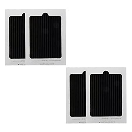 AF Brand Refrigerator Air Filter Replacement Compatible With Frigidaire 4pack