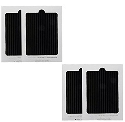 AF Replacement Refrigerator Air Filter Compatible With Frigidaire Pure Air Ultra, Also Fits Electrolux, Compare to Part Number EAFCBF, PAULTRA, 242061001, 241754001, SP-FRAIR (4 Pack)