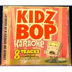 kids bop karaoke cds