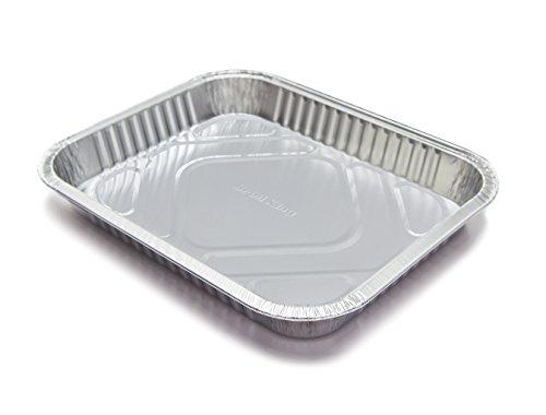 Broil King Grill-/Grillzubehör, Aluminium Tropfschale 3er Pack, edelstahl, 3.8 x 32.4 x 26 cm, 50420