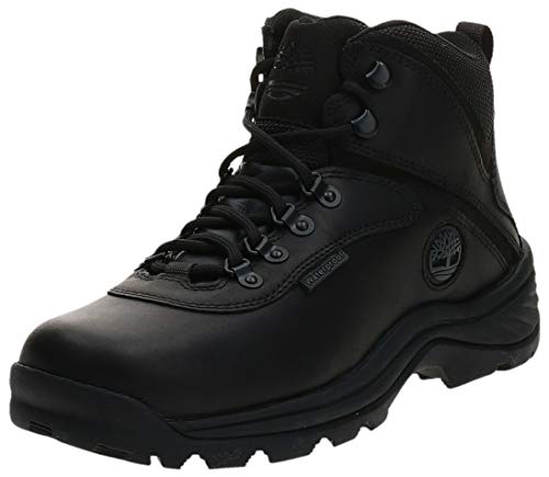 Timberland Men's White Ledge Mid Waterproof Ankle Boot,Black,9.5 M US
