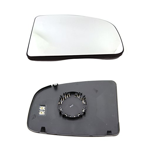 TarosTrade 57-0200-L-46077 Spiegelglas Heizbar Oberes Teil Links